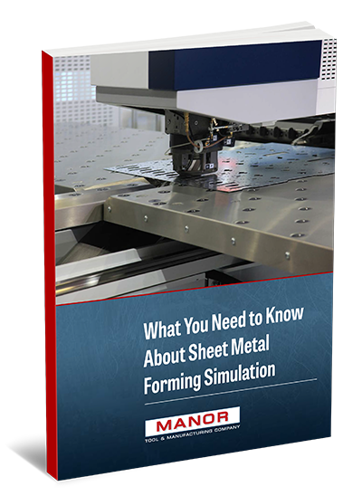 What You Need to Know About Sheet Metal Forming Simulation by Manor Tool